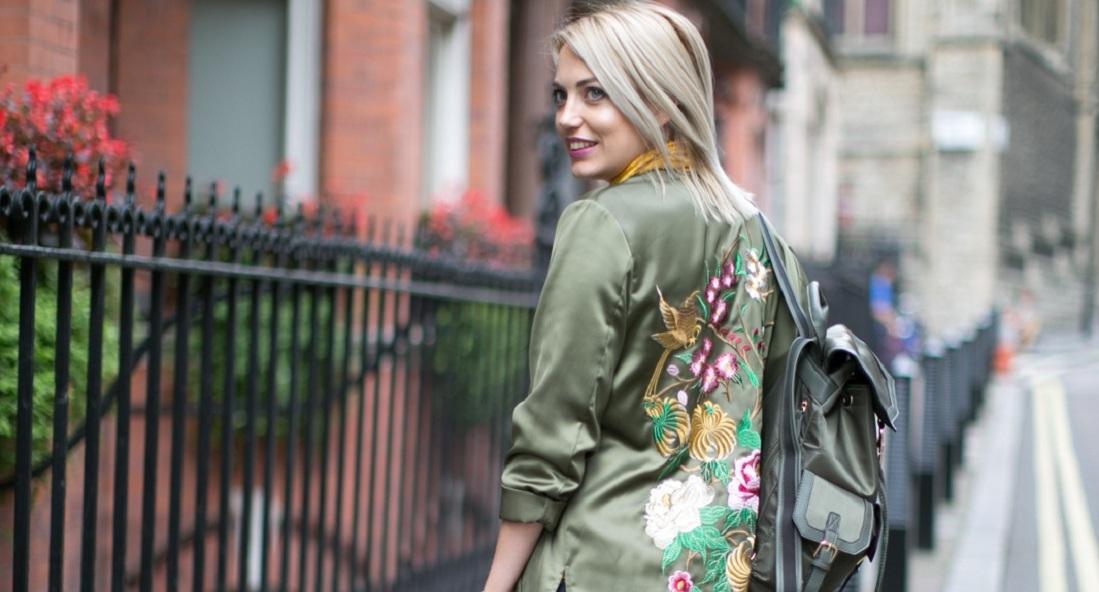 Fashion blogger, London fashion week, fashion pumpkin blog