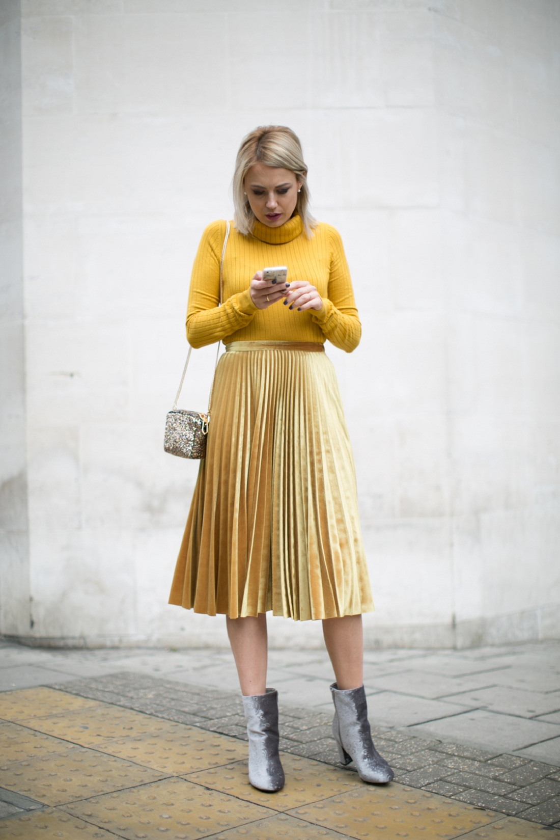 London Fashion Week Day2 Street Style Londonska Nedelja Mode Svetlana Prodanic Fashion Pumpkin