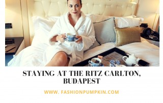 staying at the ritz hotel budapest